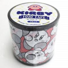 Japan Kirby Yojo Masking Tape - Pink