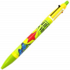 Japan Disney 2+1 Multi Color Ball Pen & Mechanical Pencil - Alien / Sports