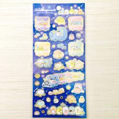 Japan San-X Sumikko Gurashi Sticker - Starry Sky Walk / Star Vehicle