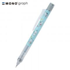 Japan Sanrio Tombow Mono Graph Shaker Mechanical Pencil - Pochacco