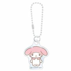 Japan Sanrio Mini Keychain - My Melody