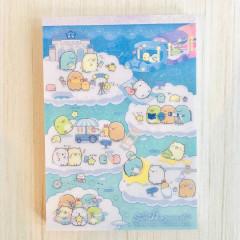 Japan San-X A6 Notepad - Sumikko Gurashi / Starry Sky Walk B