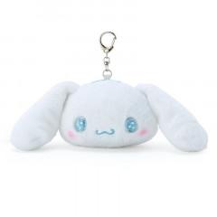 Japan Sanrio Die-cut Keychain Pouch - Cinnamoroll / Starry Sky
