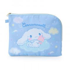Japan Sanrio Mini Pouch - Cinnamoroll / Starry Sky