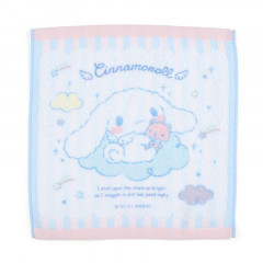 Japan Sanrio Hand Towel - Cinnamoroll / Starry Sky