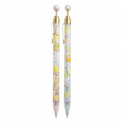 Japan San-X Mechanical Pencil Set - Sumikko Gurashi / Fruit Vacation