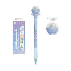 Japan San-X Sumikko Gurashi Mascot Mechanical Pencil - Tokage / Starry Sky Walk