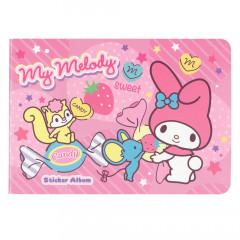 Sanrio Sticker Album - My Melody
