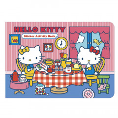 Sanrio Sticker Activity Book - Hello Kitty