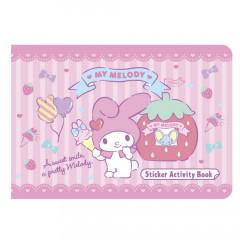 Sanrio Sticker Activity Book - My Melody