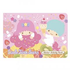 Sanrio Sticker Activity Book - Little Twin Stars