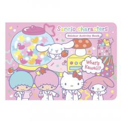 Sanrio Sticker Activity Book - Laboratory