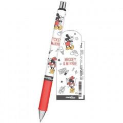 Japan Disney EnerGize Mechanical Pencil - Mickey & Minnie