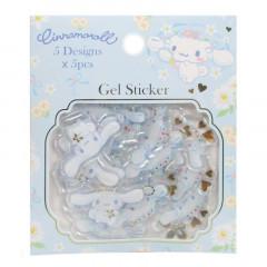 Sanrio Gel Sticker - Cinnamoroll