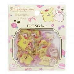 Sanrio Gel Sticker - Pompompurin