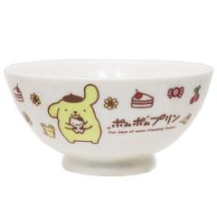 Japan Sanrio Porcelain Bowl - Pompompurin