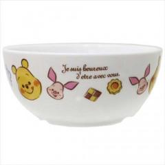 Japan Disney Porcelain Bowl - Winnie the Pooh