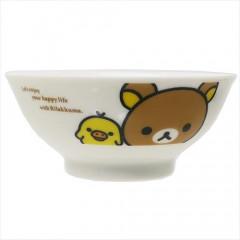 Japan San-X Rilakkuma Porcelain Bowl