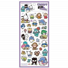 Japan Sanrio Candy Like Sticker - Purple