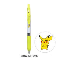 Japan Pokemon Sarasa Clip Gel Pen - Pikachu