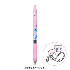 Japan Pokemon Sarasa Clip Gel Pen - Mew