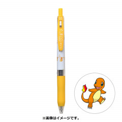 Japan Pokemon Sarasa Clip Gel Pen - Charmander