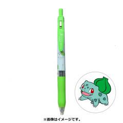 Japan Pokemon Sarasa Clip Gel Pen - Bulbasaur