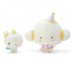 Japan Sanrio Plush Toy Set - Cogimyun / Cogimyon Party