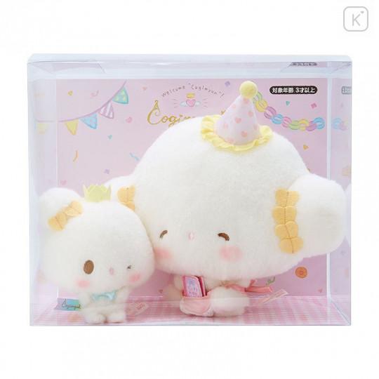 Japan Sanrio Plush Toy Set - Cogimyun / Cogimyon Party - 3