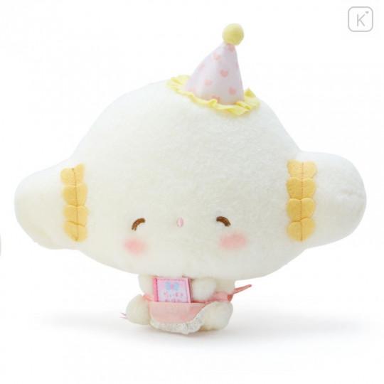 Japan Sanrio Plush Toy Set - Cogimyun / Cogimyon Party - 4