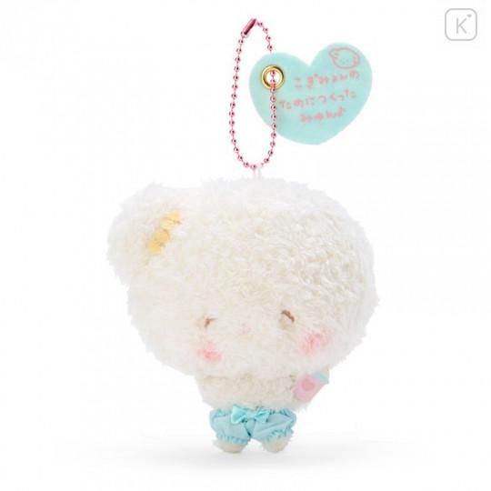Japan Sanrio Keychain Plush - Handmade Cogimyun / Cogimyon Party - 1