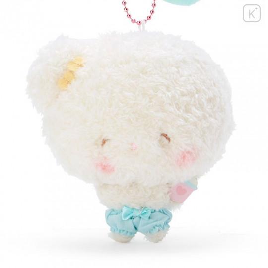 Japan Sanrio Keychain Plush - Handmade Cogimyun / Cogimyon Party - 3