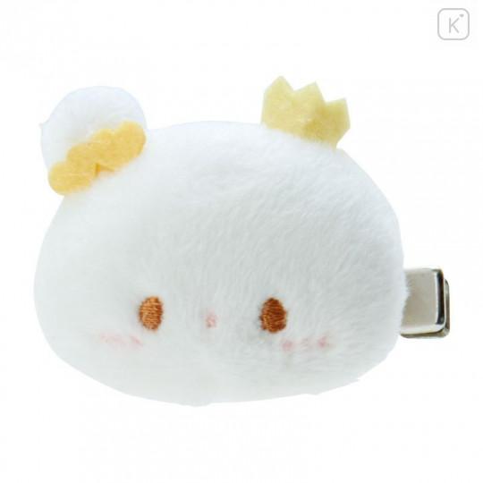 Japan Sanrio Mascot Hair Clip 2pcs Set - Cogimyun / Cogimyon Party - 4