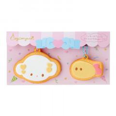 Japan Sanrio Cookie Charm Key Chain Set - Cogimyun / Cogimyon Party