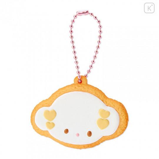 Japan Sanrio Cookie Charm Key Chain Set - Cogimyun / Cogimyon Party - 2