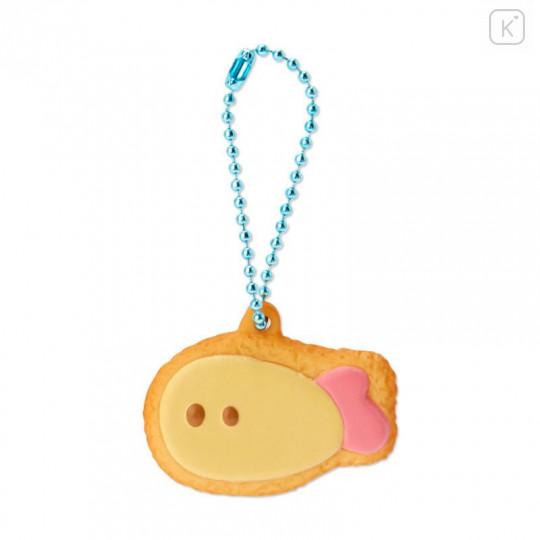 Japan Sanrio Cookie Charm Key Chain Set - Cogimyun / Cogimyon Party - 3