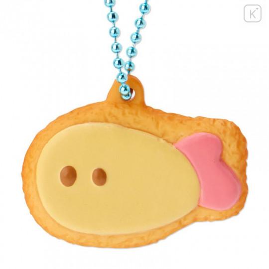 Japan Sanrio Cookie Charm Key Chain Set - Cogimyun / Cogimyon Party - 5