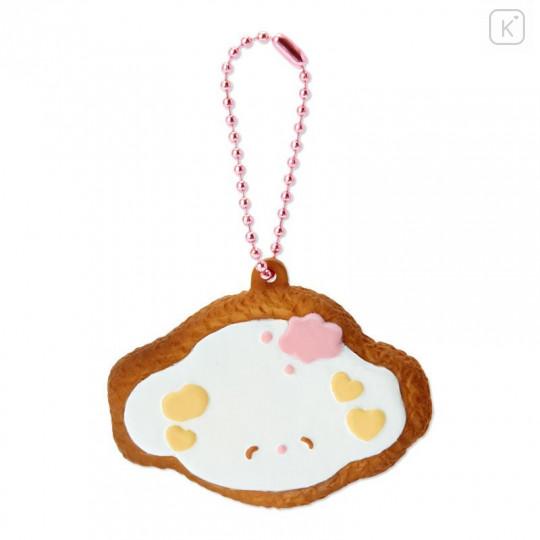Japan Sanrio Cookie Charm Key Chain Set - Cogimyun & Cogimyon / Cogimyon Party - 2