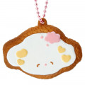 Japan Sanrio Cookie Charm Key Chain Set - Cogimyun & Cogimyon / Cogimyon Party - 4