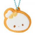 Japan Sanrio Cookie Charm Key Chain Set - Cogimyun & Cogimyon / Cogimyon Party - 5