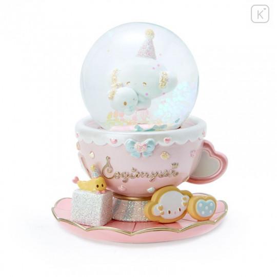 Japan Sanrio Snow Globe - Cogimyun / Cogimyon Party - 1