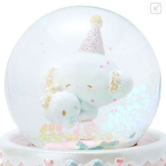 Japan Sanrio Snow Globe - Cogimyun / Cogimyon Party - 3
