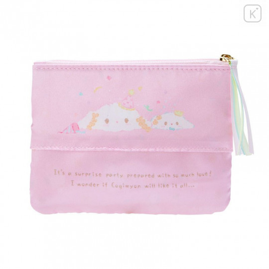 Japan Sanrio Tissue Pouch - Cogimyun / Cogimyon Party - 2