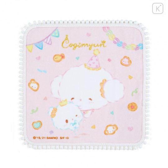 Japan Sanrio Petit Towel - Cogimyun / Cogimyon Party - 1