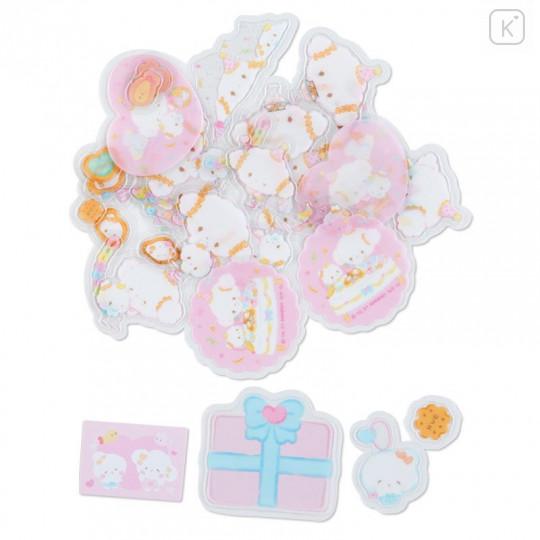 Japan Sanrio Sticker Pack - Cogimyun / Cogimyon Party - 2