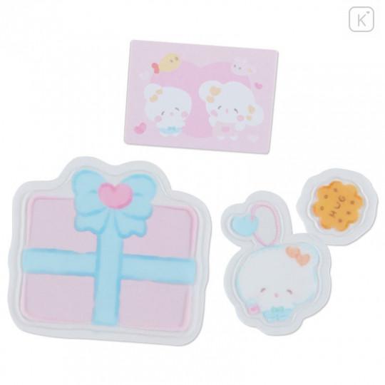 Japan Sanrio Sticker Pack - Cogimyun / Cogimyon Party - 4
