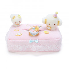 Japan Sanrio Tissue Box Case - Cogimyun / Cogimyon Party