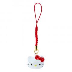 Japan Sanrio Suzu Netsuke - Hello Kitty