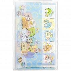 Japan San-X Index Sticky Notes - Sumikko Gurashi / Mysterious Rabbit Oniwa A