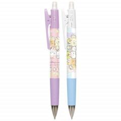 Japan San-X Pilot Opt. Mechanical Pencil 2pcs Set - Sumikko Gurashi / Mysterious Rabbit Oniwa